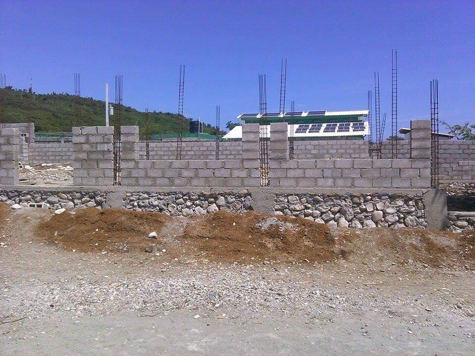 The rebuilding begins in June 2017. -