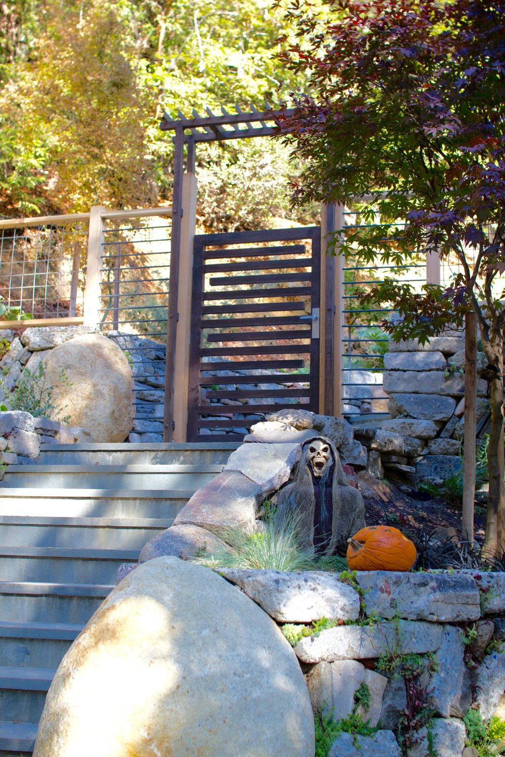 MILL VALLEY CUSTOM ENTRY