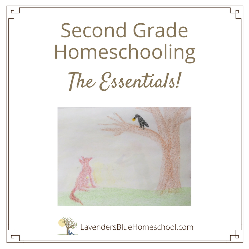 Second Grade Homeschooling-The Essentials!.png