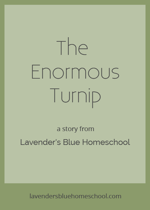 The Enormous Turnip story