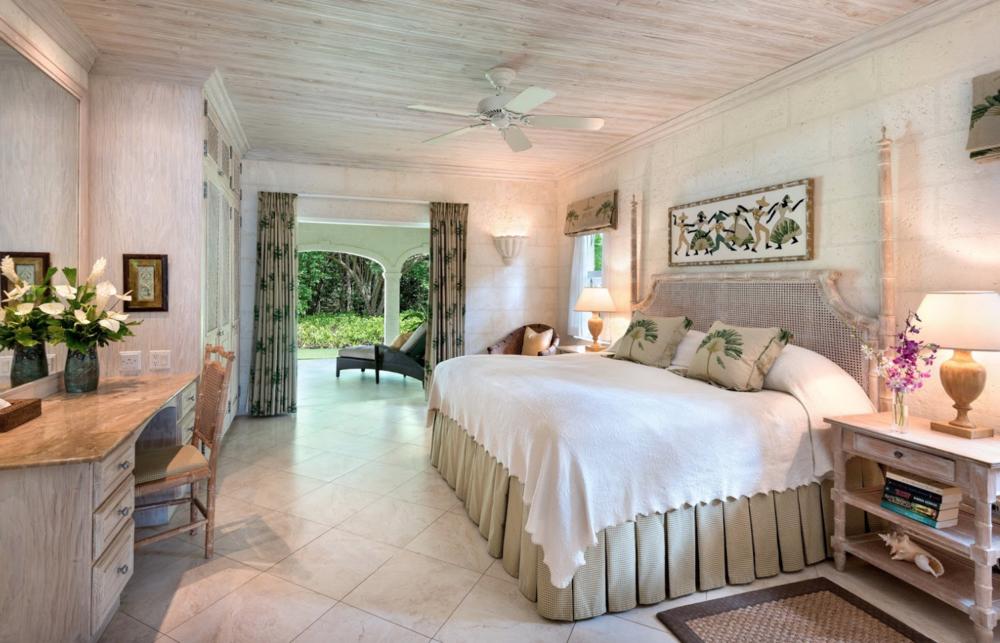One bedroom garden room
