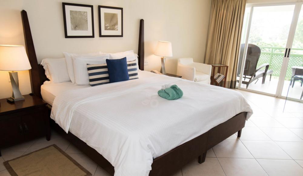 Standard one bedroom suite