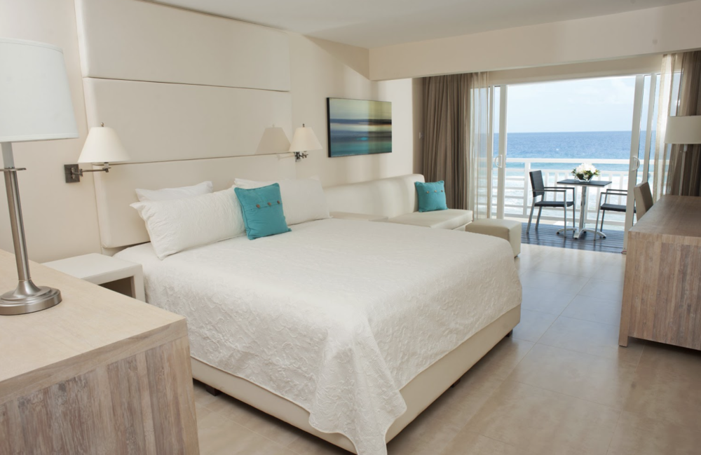 One bedroom ocean view