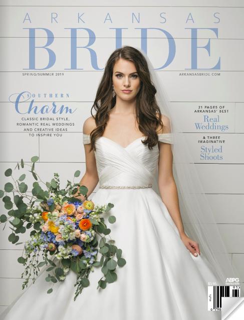 Arkansas Bride: Spring/Summer 2018 Issue
