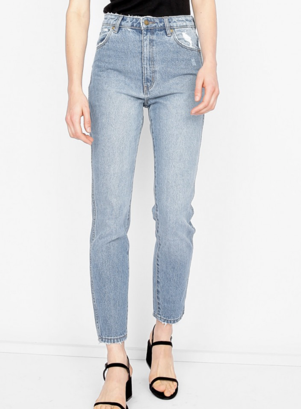 Tried-and-true jeans