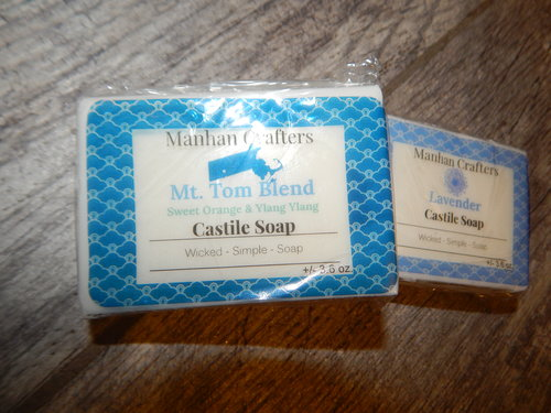 Wicked Simple Castile Soaps are - Made using Vegan-friendly vegetable-derived fatsScented with essential oilsAbsolutely dye free