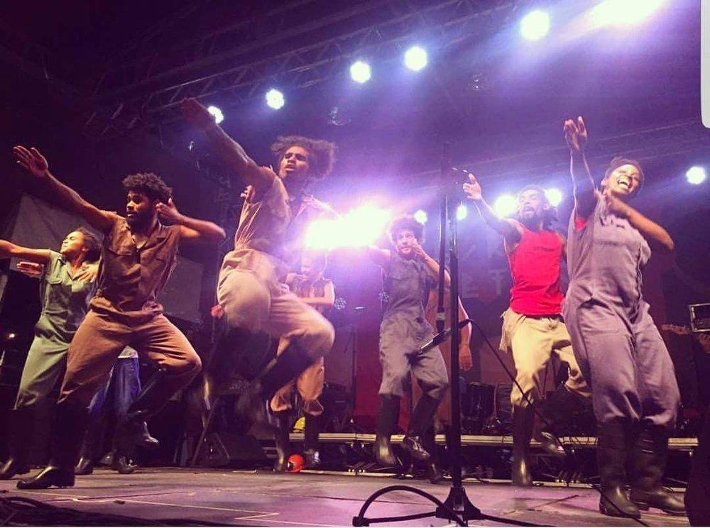 GUMBOOT DANCE BRASIL