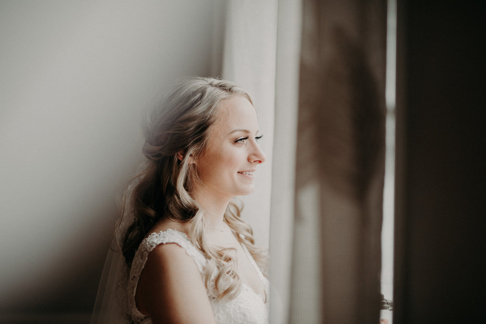Clarksville Tennessee Wedding Bride