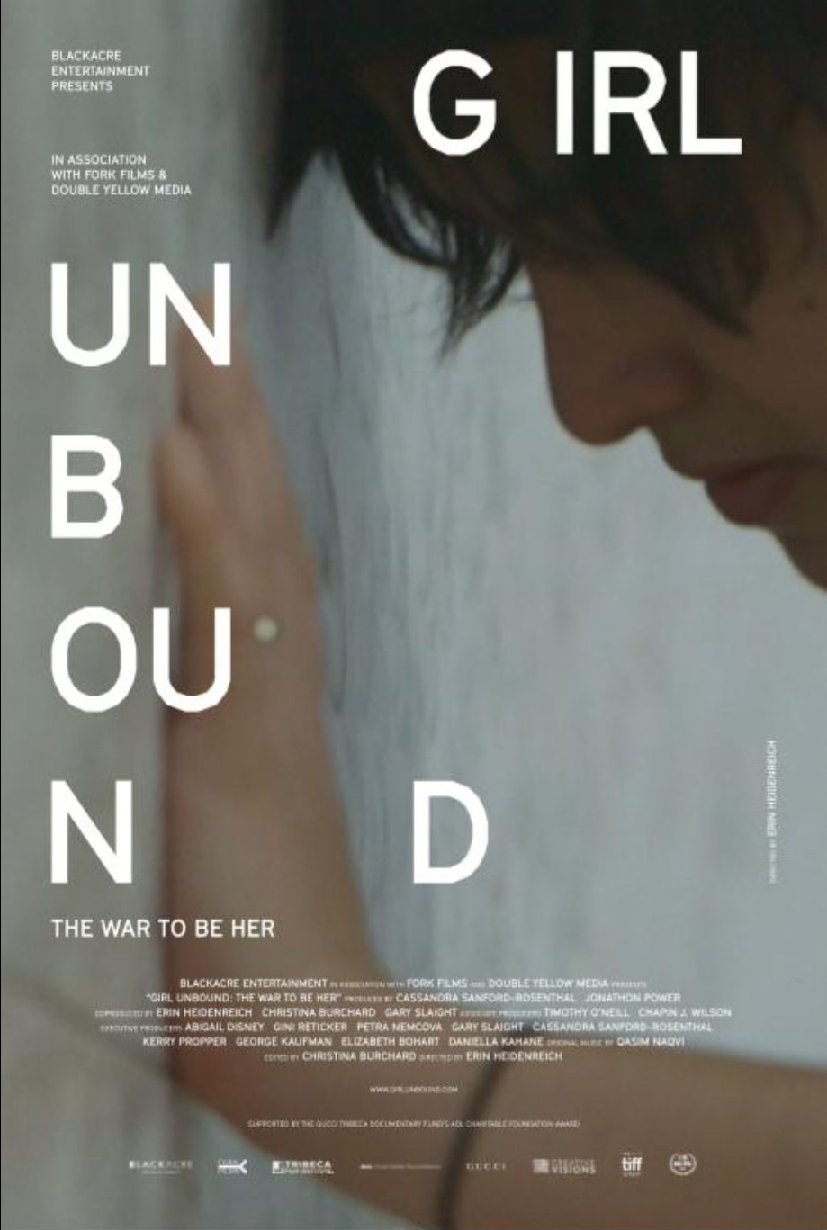 GIRL UNBOUND - Directed by Erin HeidenreichAdditional Music by Jessica Weiss and Shruti Kumar