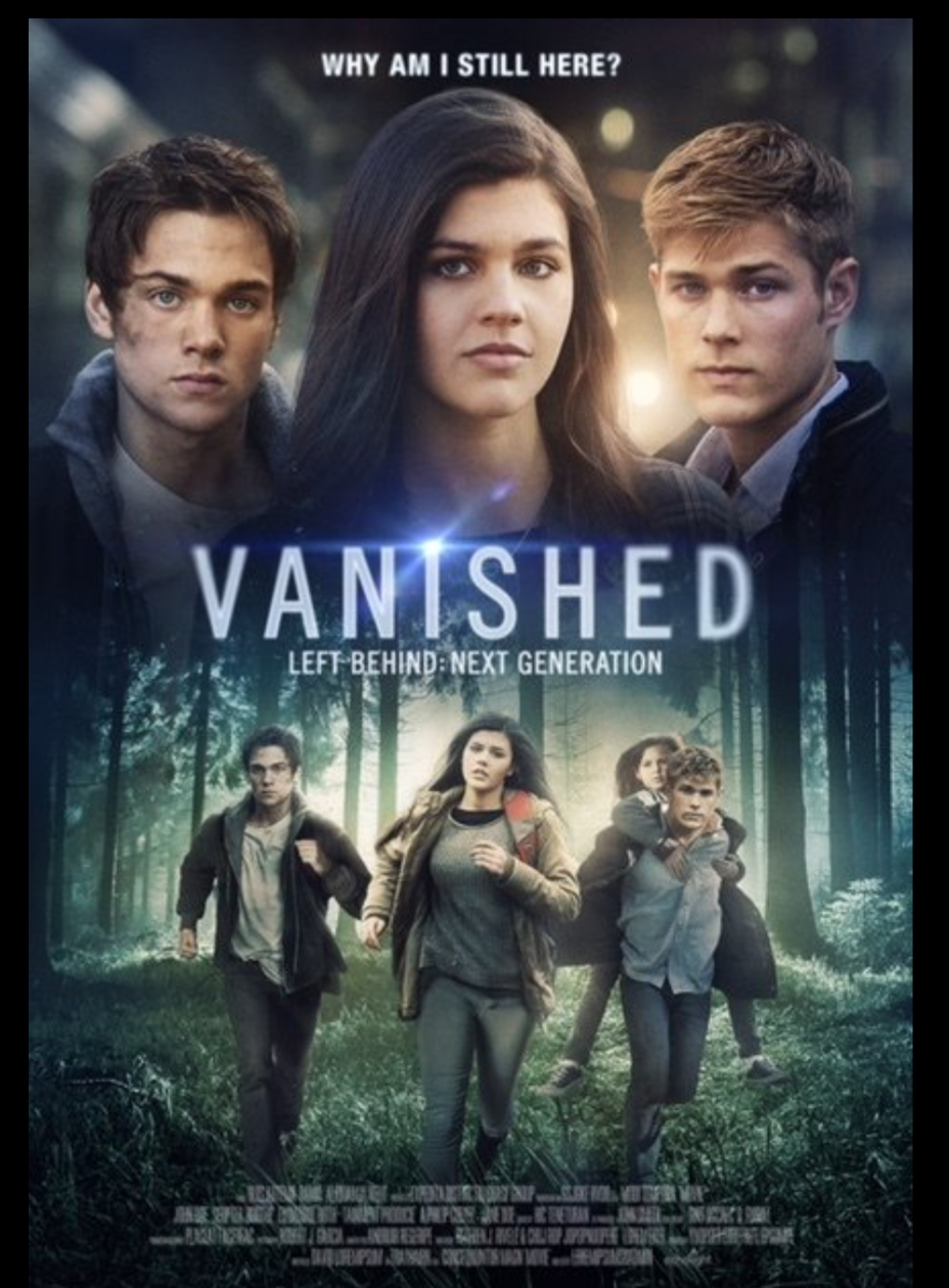 VANISHED - Directed by Larry A. McLean Additional Music by Jessica Weiss and Shruti Kumar