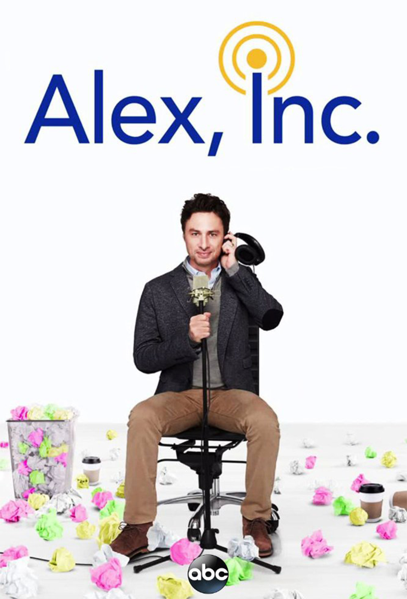 ALEX, INC. - Music by Rob SimonsenMusic Editing by Jessica Weiss