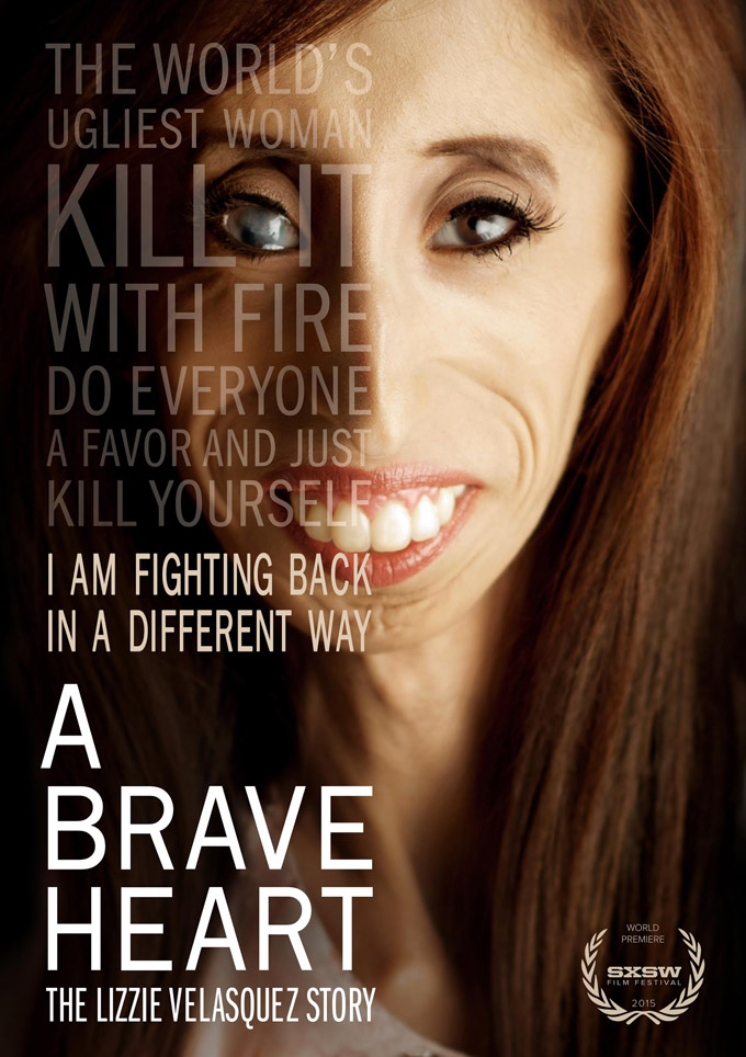 A BRAVE HEART: THE LIZZIE VELASQUEZ STORY - Music by Sara Bareilles and Javier DunnScore Produced by Jessica Weiss