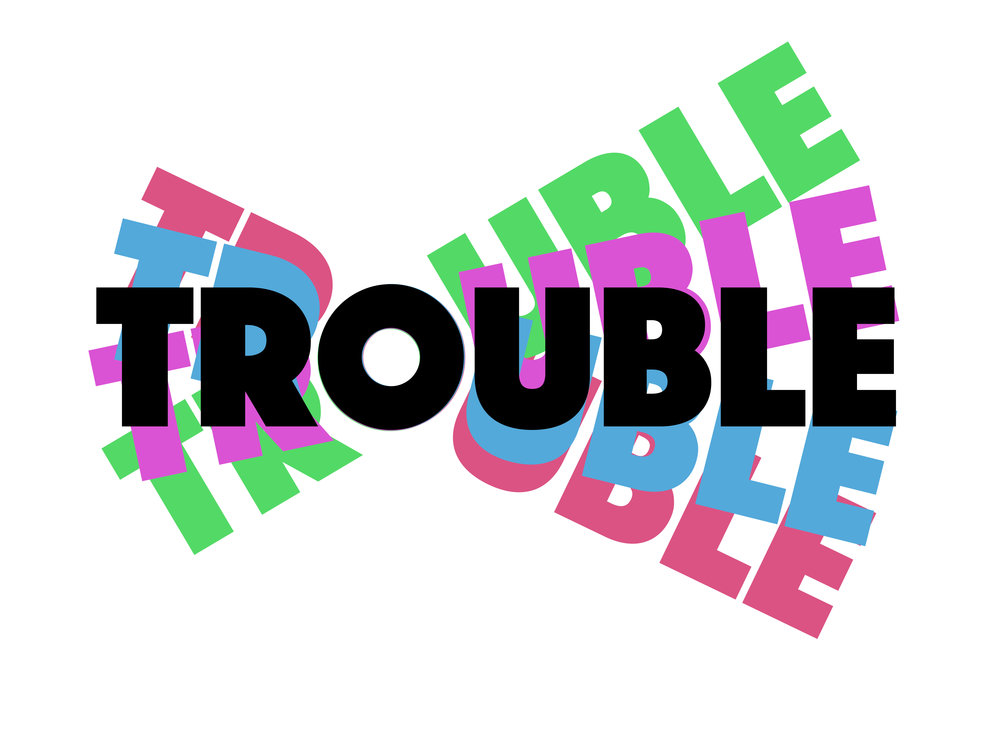 TROUBLE - Music by Jessica Weiss