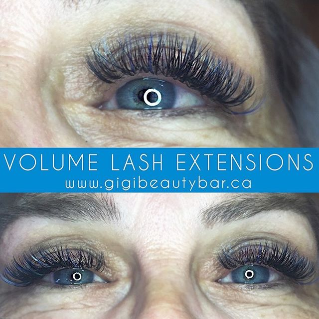 Lashes can be FUN with shades of mixed blue 💙 Eyelash extensions draw more attention to your eyes than mascara alone, &  are 24/7 meaning you don't need to re apply in the morning! You can BOOK your appointments ONLINE! ✨ Check it out at, http://gigis-beauty-bar.genbook.com Questions? Feel free to contact via call/text 📞705-341-9089  Visit www.gigibeautybar.ca for details and view our list of beauty services✨ 📍Located @ 232 Main St Bobcaygeon, ON  #eyelashes #extensions #eyelashextension #bobcaygeon #kawarthalakes #peterboroughlashes #ontariolashes #lashes #salon #beauty #beautybar #lashme #oshawalashes #lashlift #eyelashperm #lashperm #beautybar #kawarthapeeps #eyelashartist #lashartist #lashtech #oshawalashes #volumelashextensions #volumelash #lashliftandtint #browwax #browtint #browtinting #lashlifting #lashgoals