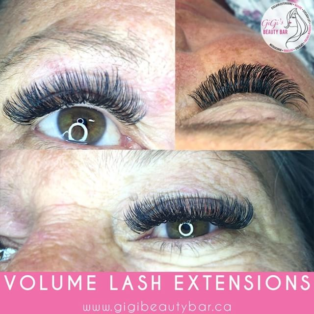 Look at this set of volume eyelash extensions 👌 Lash extensions can be for anyone! Volume eyelash extensions are much fluffier, softer and multidimensional! Applied on top of your natural lash lasting 3-4 weeks until your next fill! You can now BOOK your appointments ONLINE! Check it out at, http://gigis-beauty-bar.genbook.com Questioms? You may call/txt 📞705-341-9089  Visit www.gigibeautybar.ca for our list of beauty services✨ 📍Located @ 232 Main St Bobcaygeon, ON  #eyelashes #extensions #eyelashextension #bobcaygeon #kawarthalakes #peterboroughlashes #ontariolashes #lashes #salon #beauty #beautybar #lashme #oshawalashes #lashlift #eyelashperm #lashperm #beautybar #kawarthapeeps #eyelashartist #lashartist #lashtech #oshawalashes #volumelashextensions #volumelash #lashliftandtint #browwax #browtint #browtinting #lashlifting #lashgoals