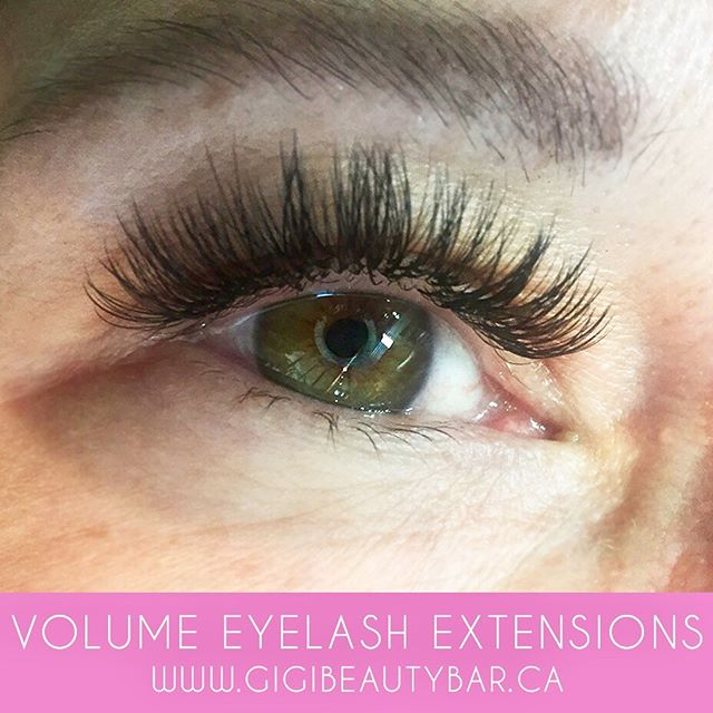 Volume eyelash extensions give a more luscious look, it is an advanced technique that uses lighter and thinner lashes to add multi-dimensional volume! ✨✨✨ ______________ You can now BOOK your appointments ONLINE! Check it out along with our other services we offer such as a waxing! http://gigis-beauty-bar.genbook.com  Questions? You may call/txt 📞705-341-9089  Visit www.gigibeautybar.ca for our list of beauty services✨ 📍Located @ 232 Main St Bobcaygeon, ON _______________ #eyelashes #extensions #eyelashextension #bobcaygeon #kawarthalakes #peterboroughlashes #ontariolashes #lashes #salon #beauty #beautybar #lashme #oshawalashes #lashlift #eyelashperm #lashperm #beautybar #kawarthapeeps #eyelashartist #lashartist #lashtech #oshawalashes #volumelashextensions #volumelash #lashliftandtint #browwax #browtint #browtinting #lashlifting #lashgoals