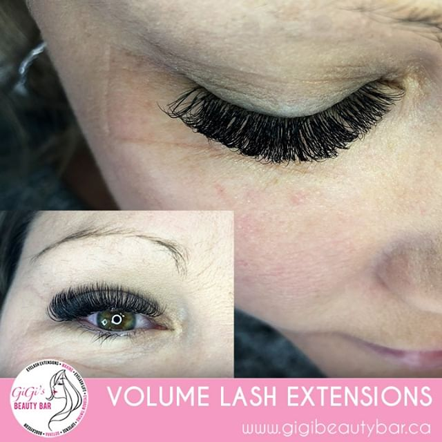 Save time in your makeup routine! Eyelash extensions are an exciting way to extend the length and thickness of your current natural eyelashes. Volume lashes are more versatile in a sense of achieving either a natural or glam look. ______________ You may BOOK your appointments ONLINE! Check it out along with our other services we offer such as a waxing! http://gigis-beauty-bar.genbook.com  Questions? You may call/txt 📞705-341-9089  Visit www.gigibeautybar.ca for our list of beauty services✨ 📍Located @ 80 Bolton St Bobcaygeon, ON _______________ #eyelashextension #bobcaygeon #kawarthalakes #peterboroughlashes #ontariolashes #lashes #salon #beauty #beautybar #lashme #oshawalashes #lashlift #eyelashperm #lashperm #beautybar #kawarthapeeps #eyelashartist #lashartist #lashtech #oshawalashes #volumelashextensions #volumelash #lashliftandtint #browwax #browtint #browtinting #lashlifting #lashgoals #lashbox #lashboxcanada