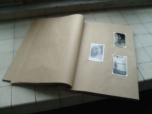 Patrick Pound, Portrait of the Wind , 2007-2010