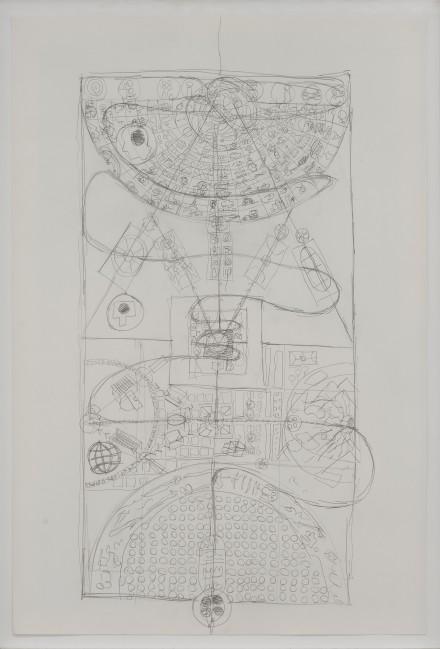 Matt Mullican,  Chart,  2003.