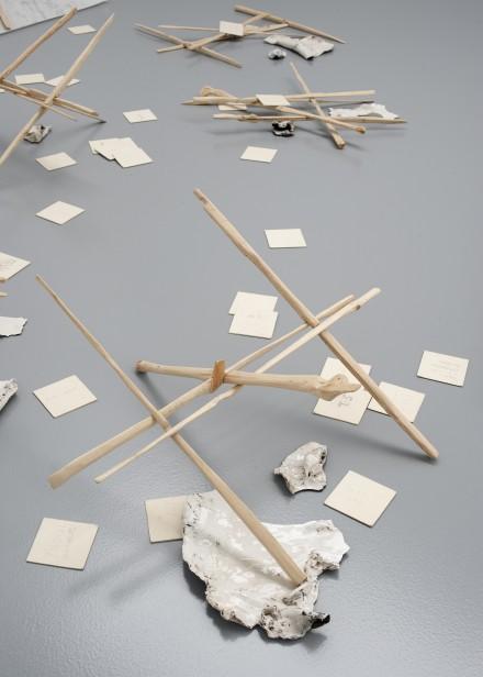 Reto Pulfer,  Hermetisch (Pencils vs Papers) , 2006.