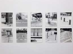 Jochen Lempert,  Stadtstrukturen , 2004.