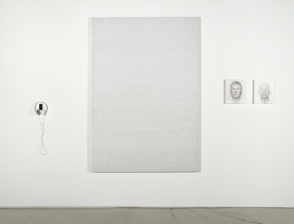 Roman Opalka , I–Infinity , 1965