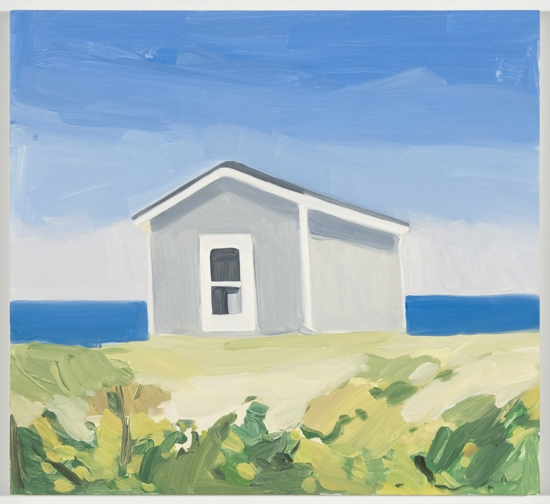 Maureen Gallace , Early September , 2012