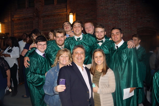 Student Family Partnership - Give the Greatest Gift of All:a Roselle Catholic Education