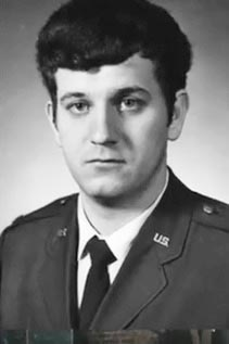 Gene, Air Force JAG Officer, 1973