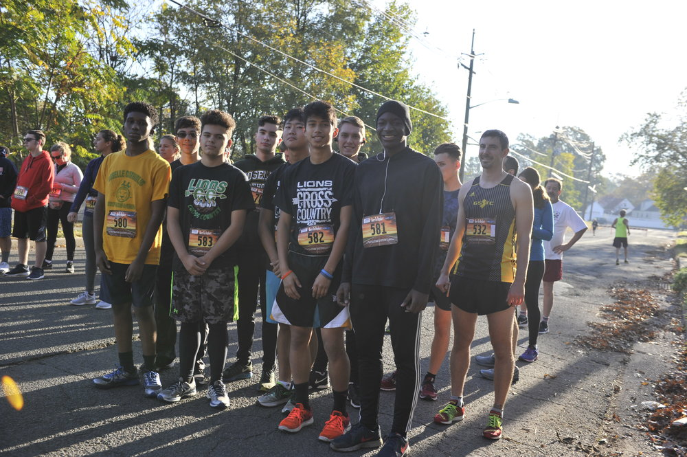 RACE TO REPLACE 5K & LUNCHEON - October 27, 2018