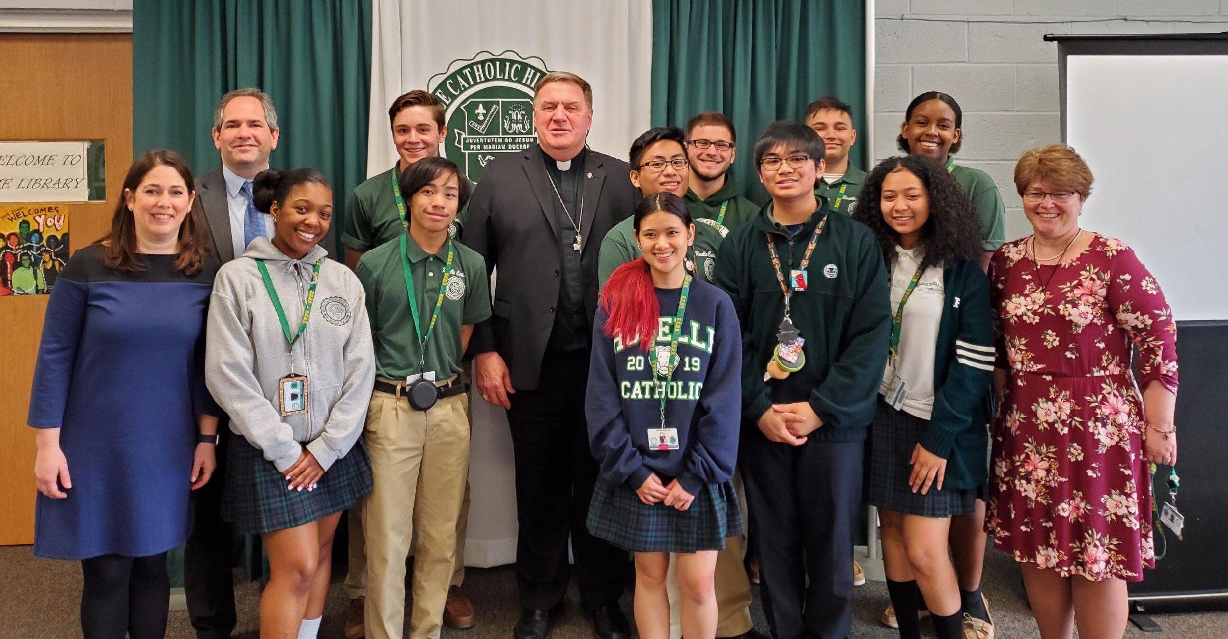 Veterans Honor Roll — Roselle Catholic High School