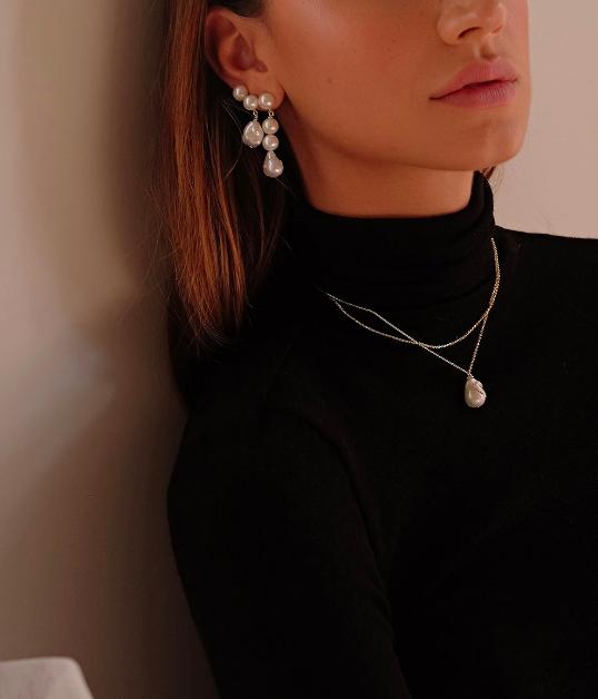 Natasha Schweitzer's Amelia Earrings