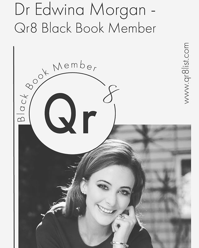 Just a little shout out to my friend and colleague Dr Michele Squire, founder, beauty and brains behind Qr8list! Michele has just launched the most amazing online Black Book to answer all your burning questions pertaining to skincare and the beauty industry. This is an unfiltered, unbiased assessment of the truth and tricks of the Cosmetic industry. I'm thrilled to feature in her first video, discussing skin-hydration products for the décolletage. Tune in and subscribe @qr8_curate for all the deets 💫