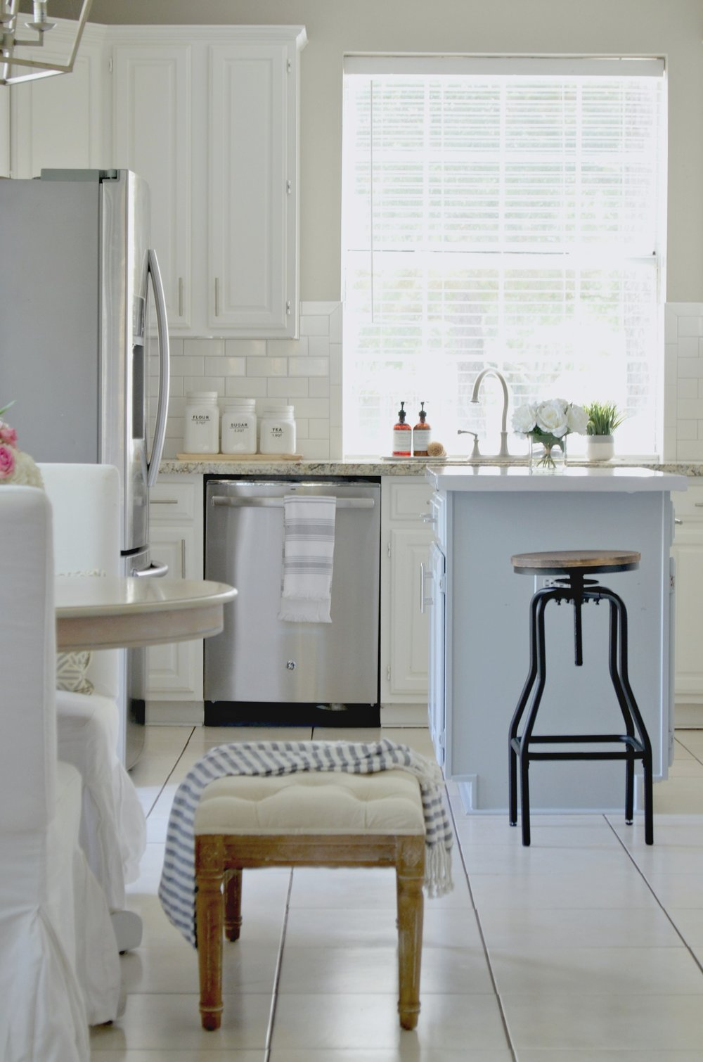 Kitchen Makeover Reveal Phase 1 Julie Warnock Interiors