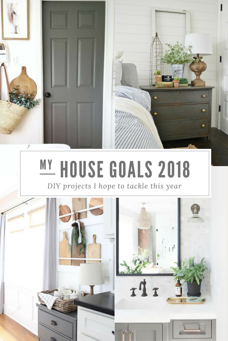 House Goals 2018u0026nbsp;
