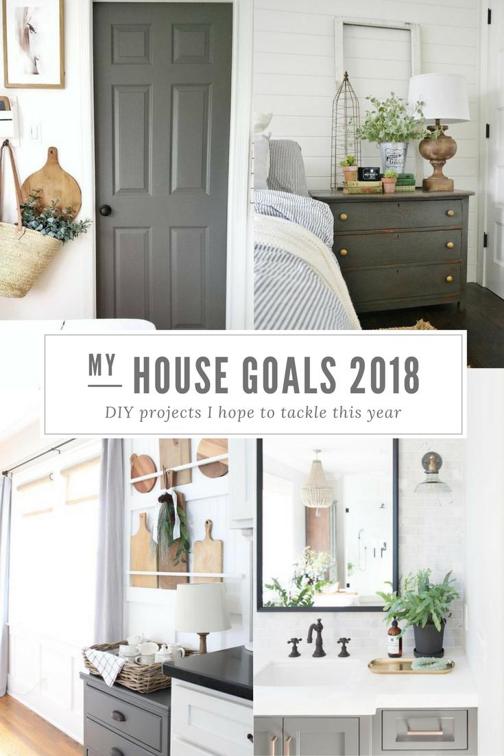 House Goals 2018u0026nbsp;