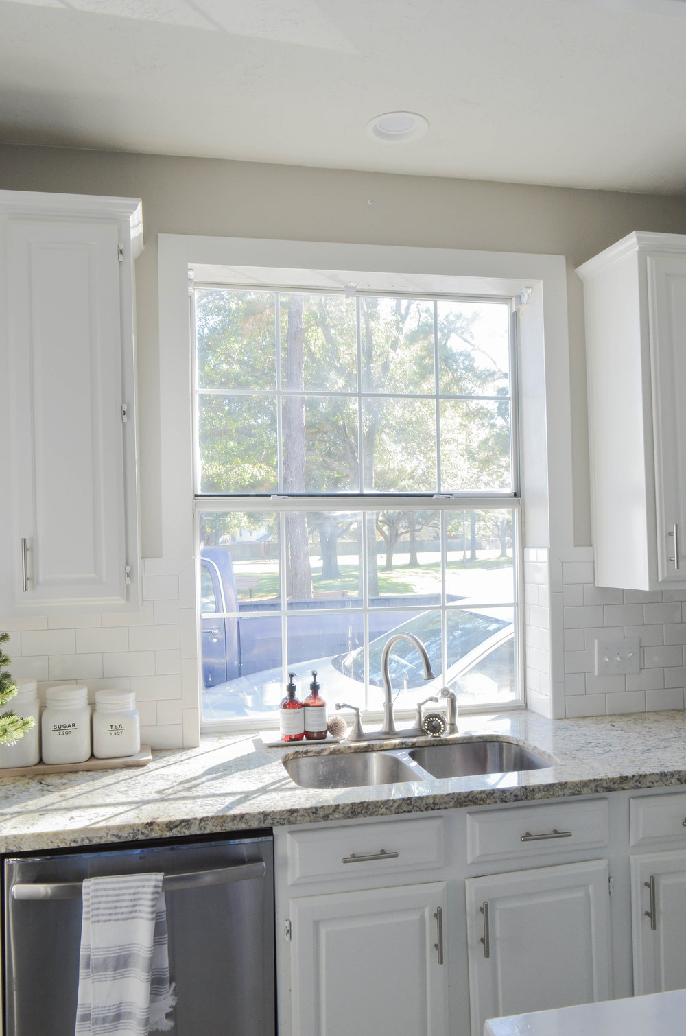 The Easiest Diy Window Trim For 15 Julie Warnock Interiors