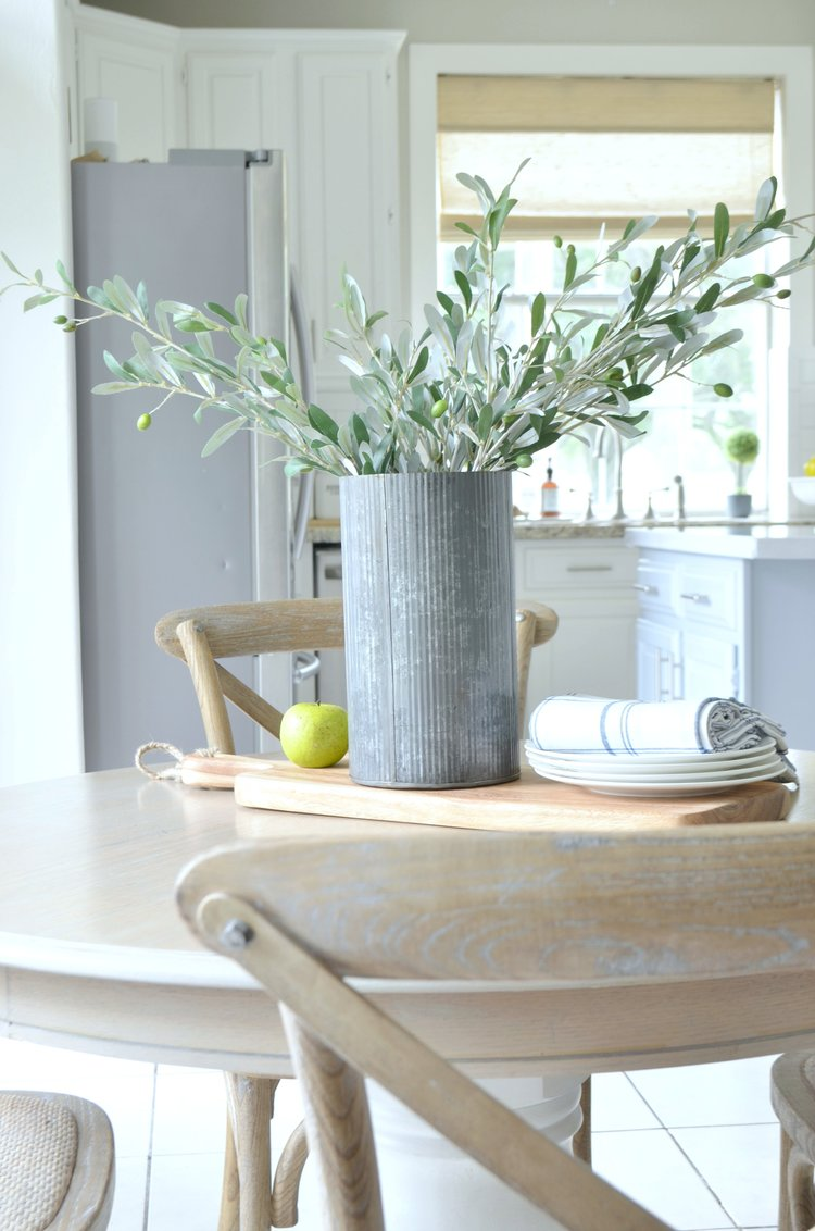 New Farmhouse Style Dining Room Chairs — Julie Warnock Interiors