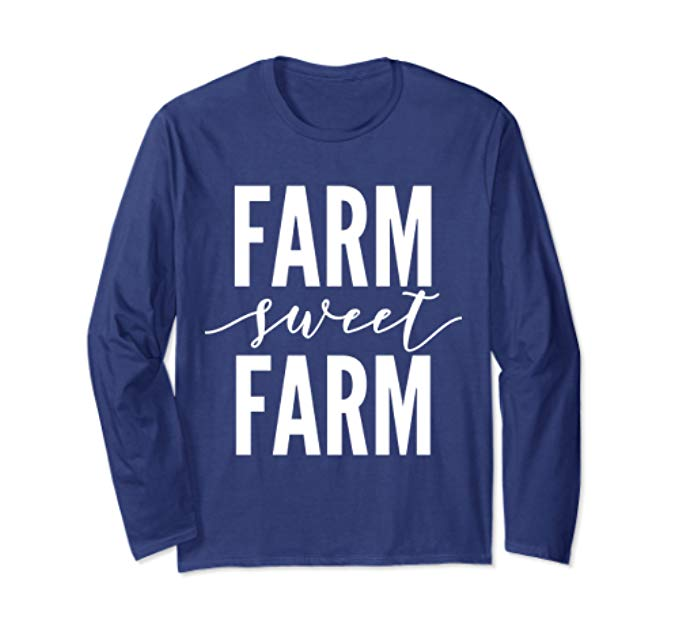 Farm Sweet Farm Tee