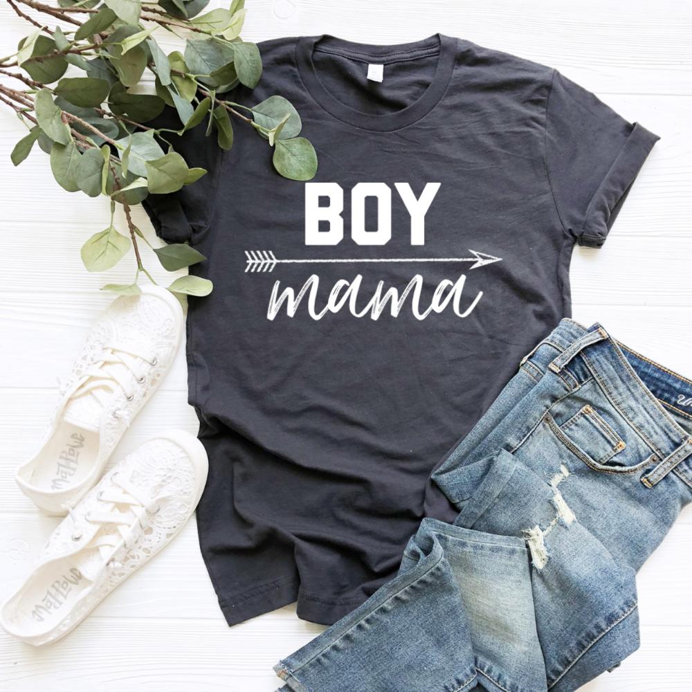 Boy Mama Tee