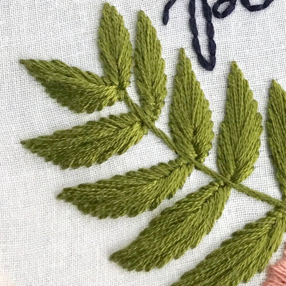 Embroidery 101 How to Embroider Embroidery Stitches t