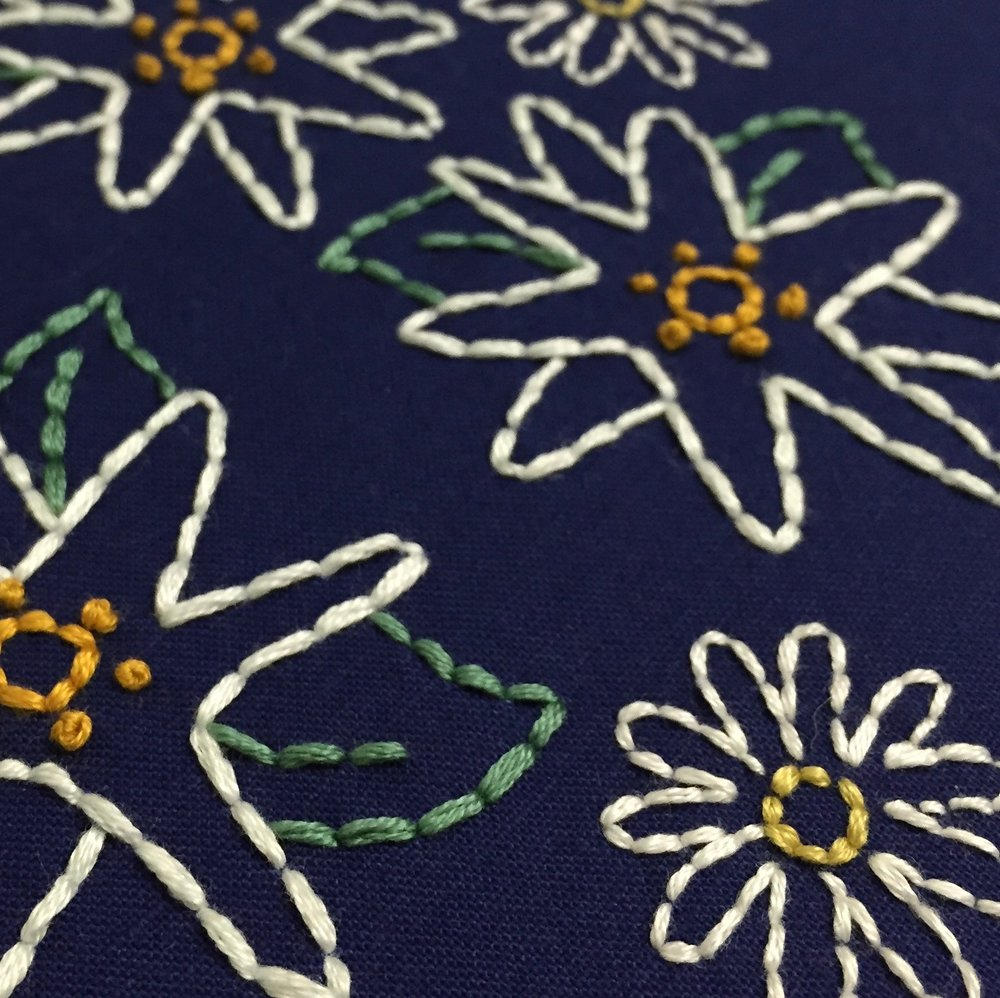 Embroidery 101 Lark Rising Embroidery