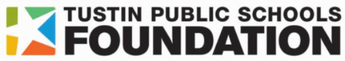 Tustin Public Schools Foundation Logo