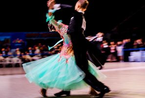 Viennese waltz lessons -