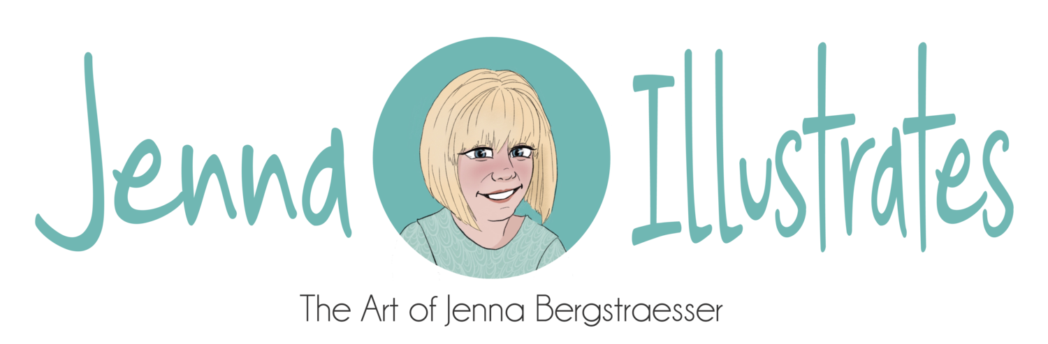 Jenna Illustrates