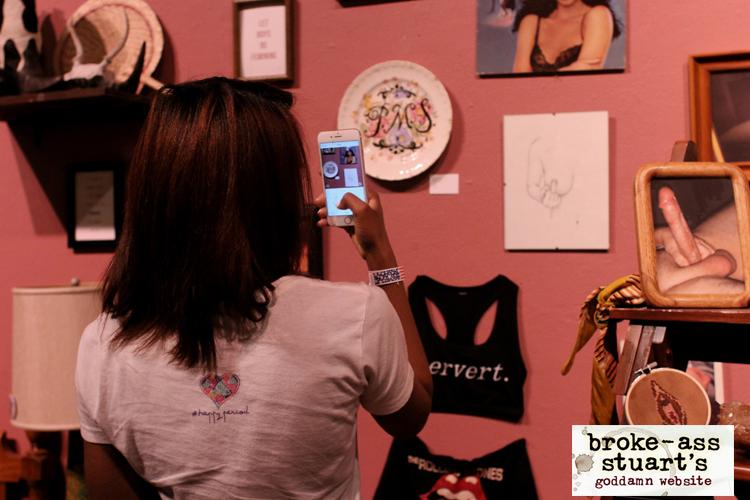 BROKE ASS STUART- The Story Behind the Dick Pick Art Show