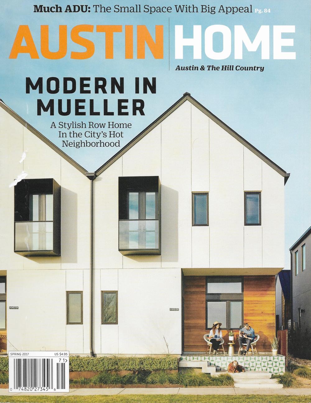 Austin Home Magazine Spring — Blanton Design & Staging