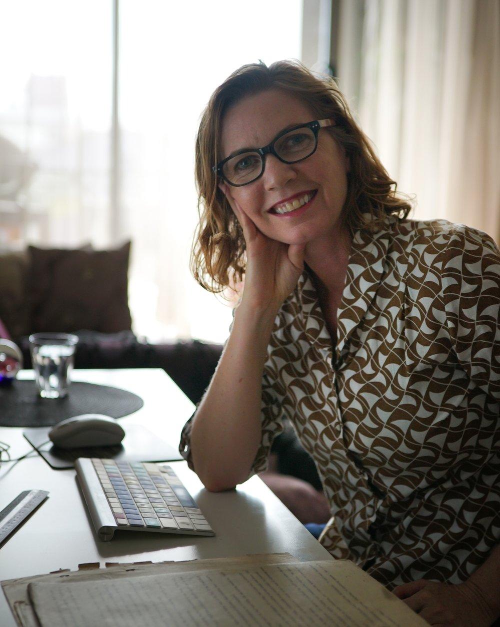 Writer/Director Sonia BIble