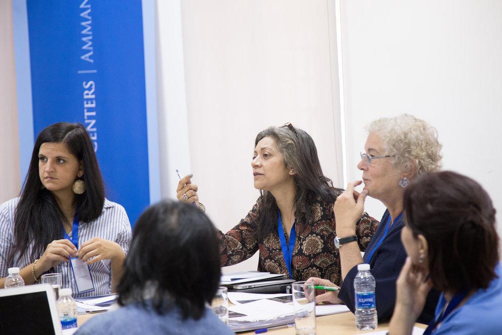 Samira Shackle, Dina Siddiqi, Lila Abu-Lughod