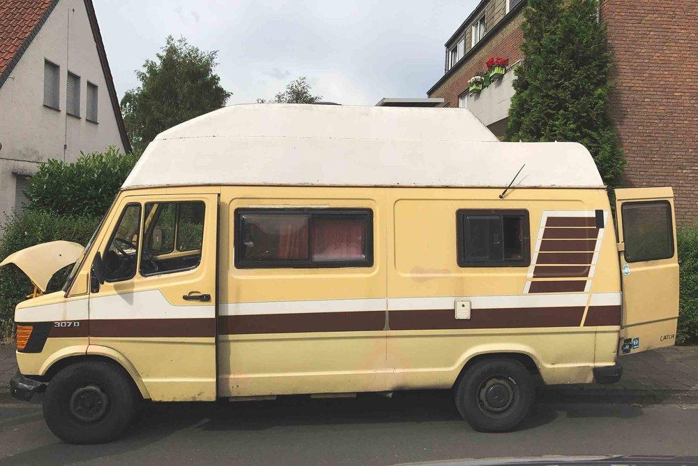 Van #2 -